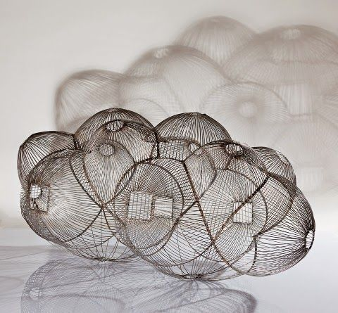 Contemporary Basketry: Wire by Kemal Tufan
