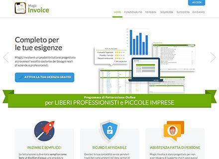 Magic Invoice, la fatturazione online gratis e sicura