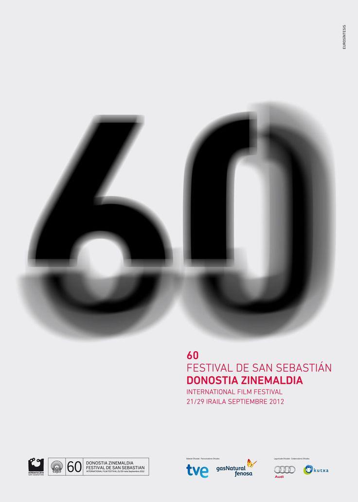 San Sebastian Film Festival 2012 poster