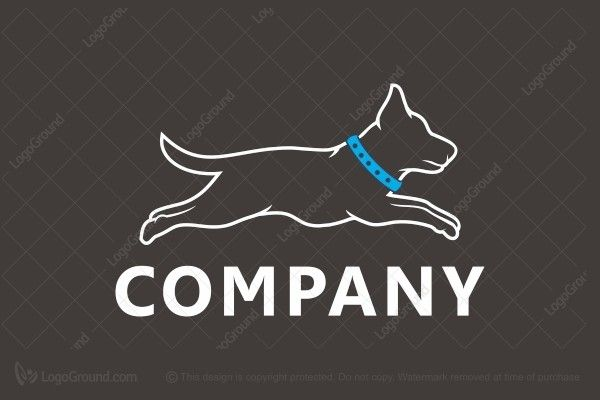 Logo for sale: Dog Training Logo