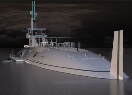 Floating Business, Yacht Submarine,  http://yook3.com, Wilfried Ellmer, http://latinindustry.biz, http://concretesubmarine.com.