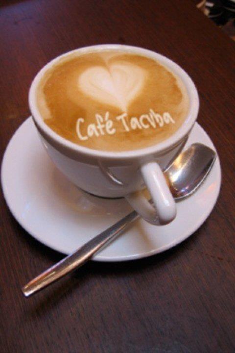 Un cafécito, ay que rico estaría este <3