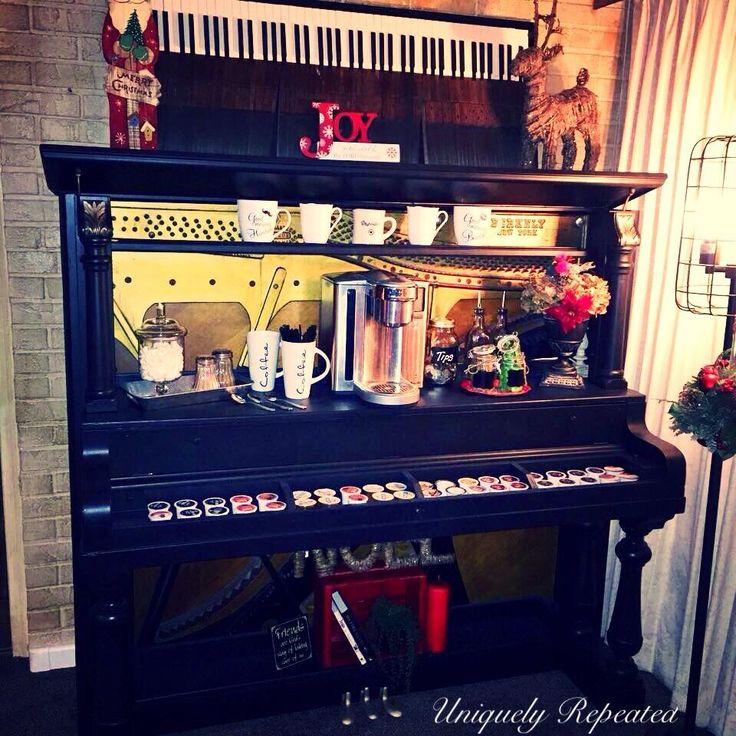 Piano coffee bar pianos pinterest pianos coffee and bar for Garage aggiunta piani 2 piani