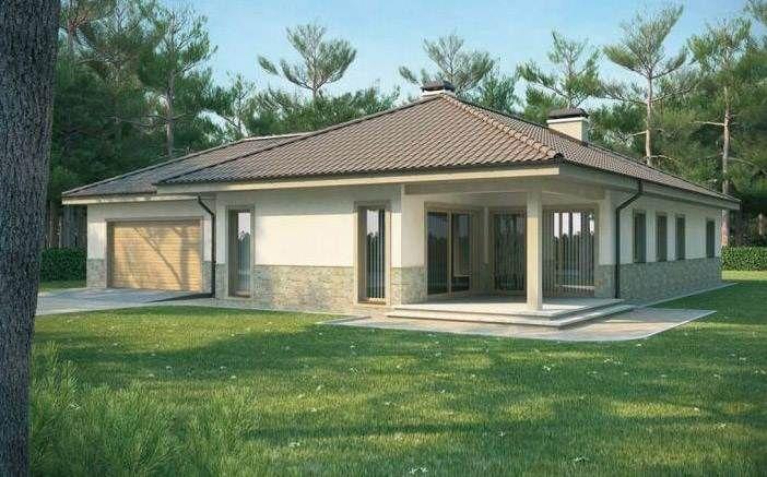 Casa pré fabricada Ciguela - 190 m2