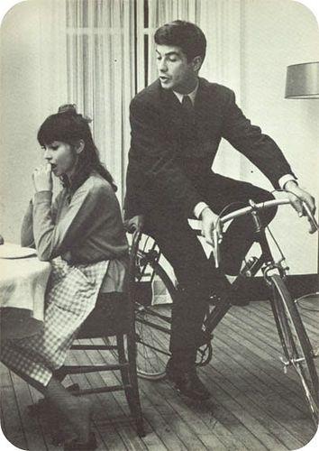 Une femme est une femme (A woman is a woman), Jean-Luc Godard (1961)