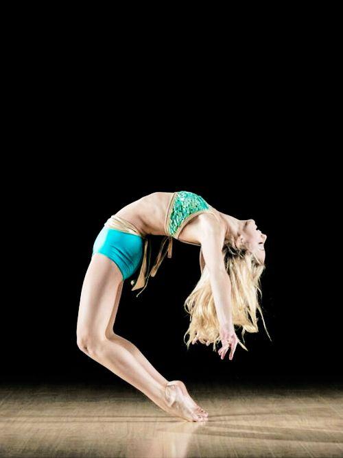Dance Moms Chloe Lukasiak in her 2014 SharkCookie photo shoot