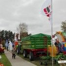 On 06-09.10.2016 in Riga at the exhibition complex Ramava in Latvia was held an exhibition of farm, municipal and forestry machinery called Lauksaimniecības Tehnika 2016. Latvian dealer of Pronar exhibited PT612 trailer, manure spreader NV161 / 2, rotary rake ZKP 420, spreader SPT-40 , spreader T130, sweeper ZM-P16, snow plough PU-3300, snow plough PUV2800M, spreader …