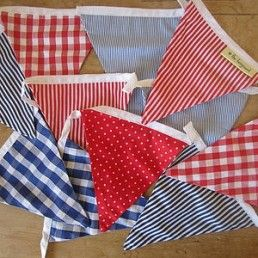 Get the Bunting Out - Products - as featuring currently on www.apassionforhomes.com