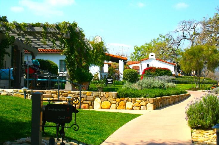 Luxury Hotels Ojai Valley Inn Spa: 35 Best Images About Ojai Valley Inn & Spa On Pinterest