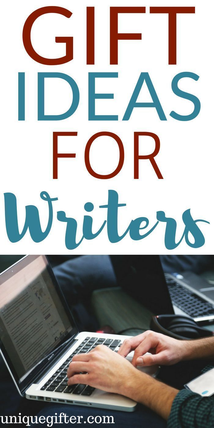 Gift Ideas For A Writer