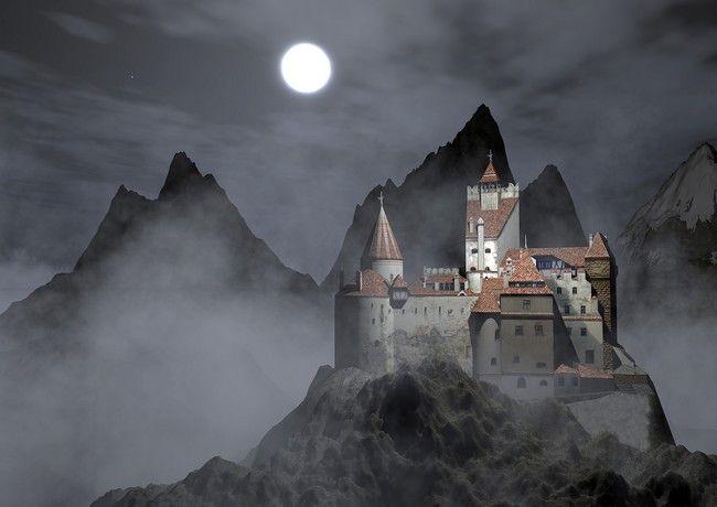 Le château de Dracula à Sighisoara, sa ville natale  en Roumanie. Copyright Lindigomag/Pixabay