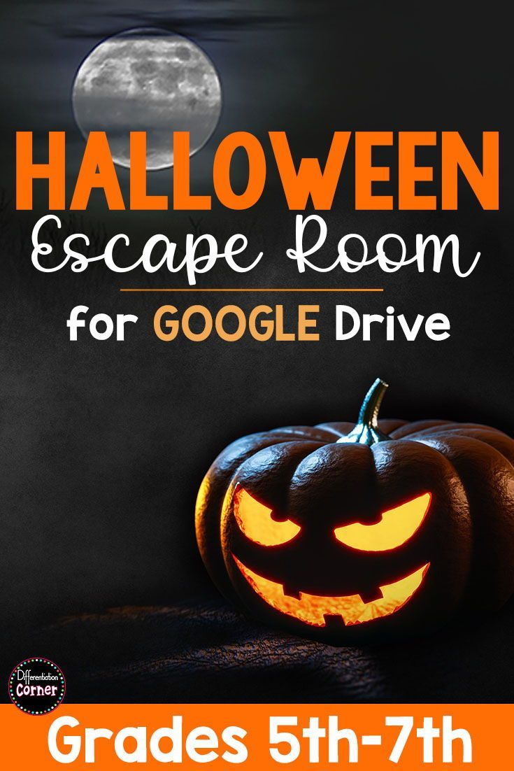 Halloween Escape Room Breakout Escape room, Escape room