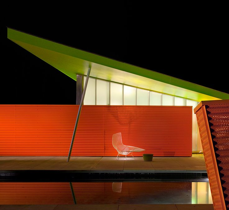 mur couleur, architectes Stambert Aferiat