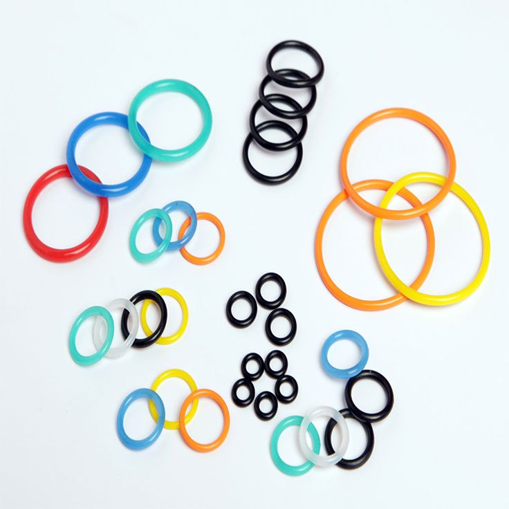 High Quality Different Size Different Color Viton/Nitrile/EPDM Rubber O Ring Seals