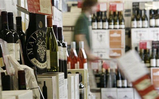 Majestic Wine chief executive latest victim of supermarket price war - Telegraph