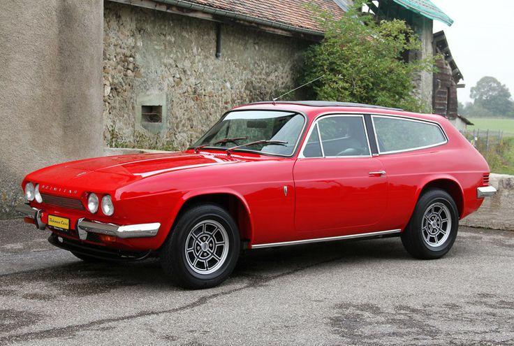 Bahman Cars: RELIANT Scimitar GTE (Coupé)