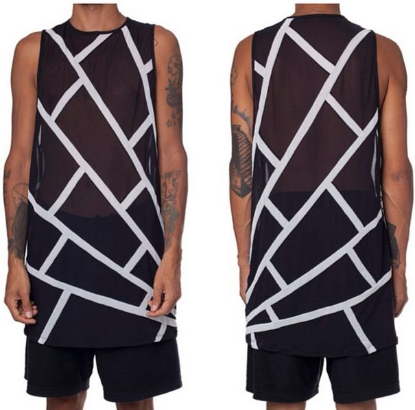 EGR Limited Edition Spider Web Tank http://pasar-pasar.com/collections/egr/products/egr-spider-web-singlet #fashion #streetwear