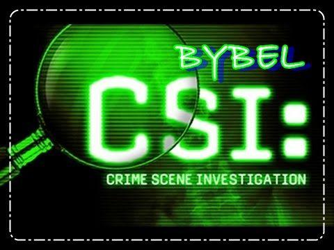 Bybel CSI