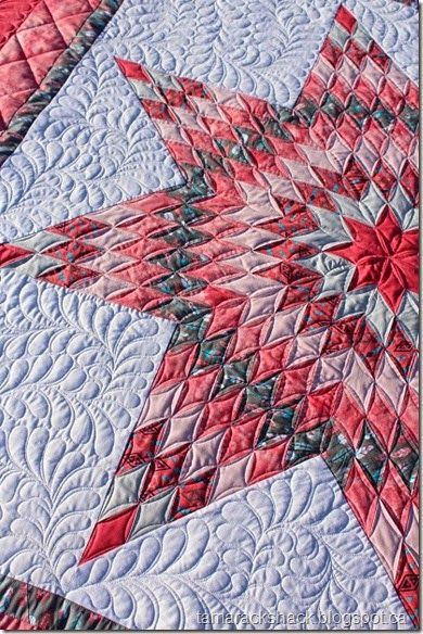 Tamarack Shack: Lone Star Quilts                                                                                                                                                                                 More