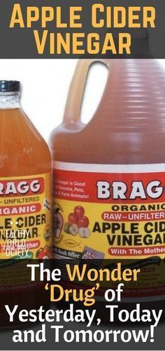 They Said Apple Cider Vinegar is Great for You, BUT This is What they Didn't T…