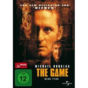 The Game Movie. Michael Douglas, Deborah Kara Unger, Sean Penn