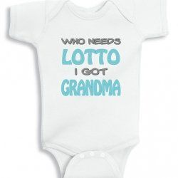 Are you seeking for an adorable baby onesie grandma saying? You just came to the right place. I know, there are hundreds even thousands of grandma...