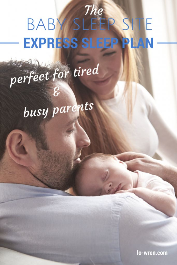 On the @lowrenblogs The Baby Sleep Site: Express Sleep Plan for Tired Parents