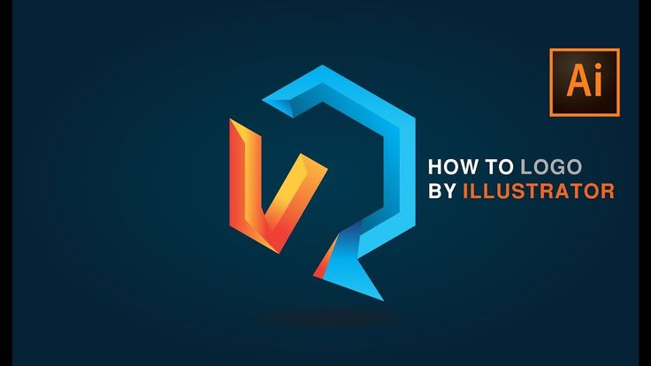 How to design logo by adobe illustrator