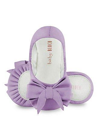 Bloch Baby Infant Girls' Ayva Ballet Flats - Sizes 1-5 Infant  PRICE: $50.00