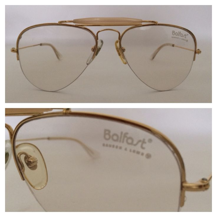 ray ban glasses germany  vintage balfast by baush&lomb made in west germany pre rayban ultra rareca