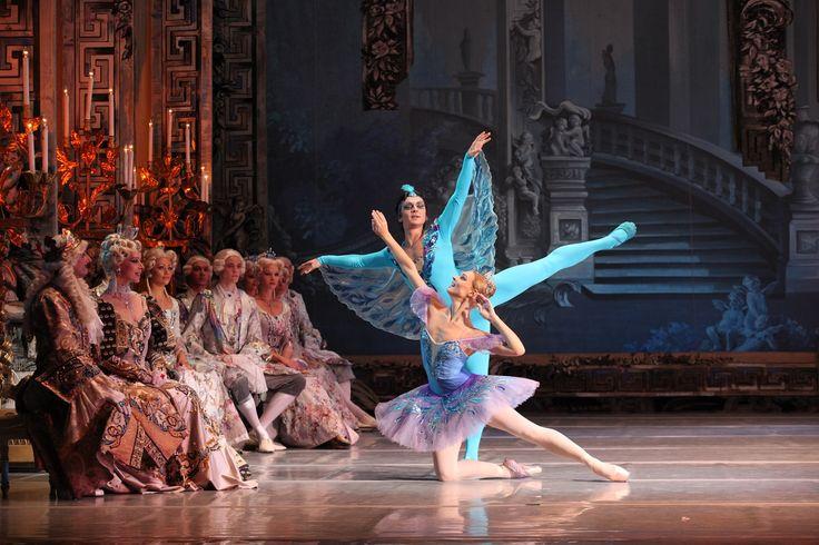 Balletto dell'Opera di Kiev, La bella addormentata, foto Balletto dell'Opera di Kiev