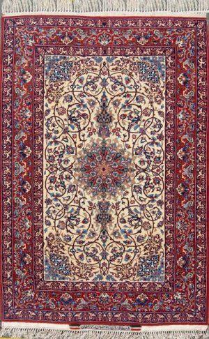Isfahan Perzisch tapijt Valerius Den Haag