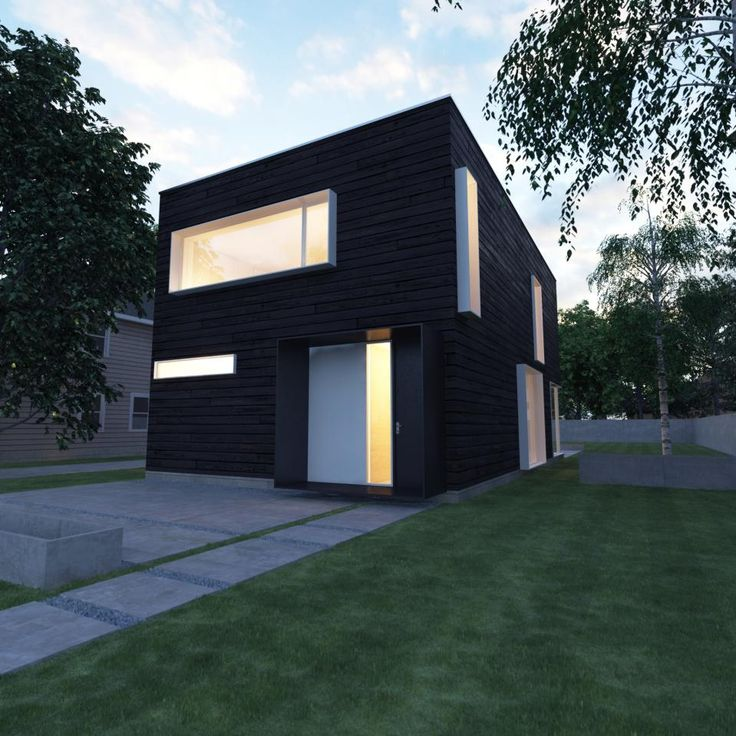 Street View Exterior by Architect
