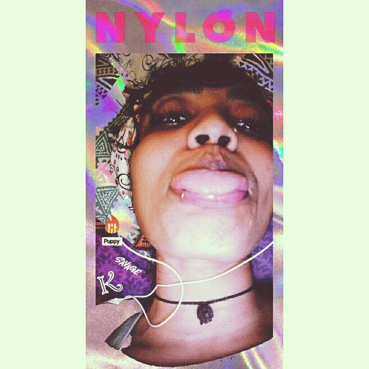 #Layout : @Taboetry ©  #NYLON #magazine #puppy #savage #k #rudraksha #fire #layout #selfie #selfiee #cute #fashionstylist #stylist #creative #artist #edit #phoneart #lipring #nosepin #bandana #curls #mascara #fashionmagazine #attention #you #need #me #trust #iloveyou ������ http://ameritrustshield.com/ipost/1546818996296653517/?code=BV3Z66GFprN