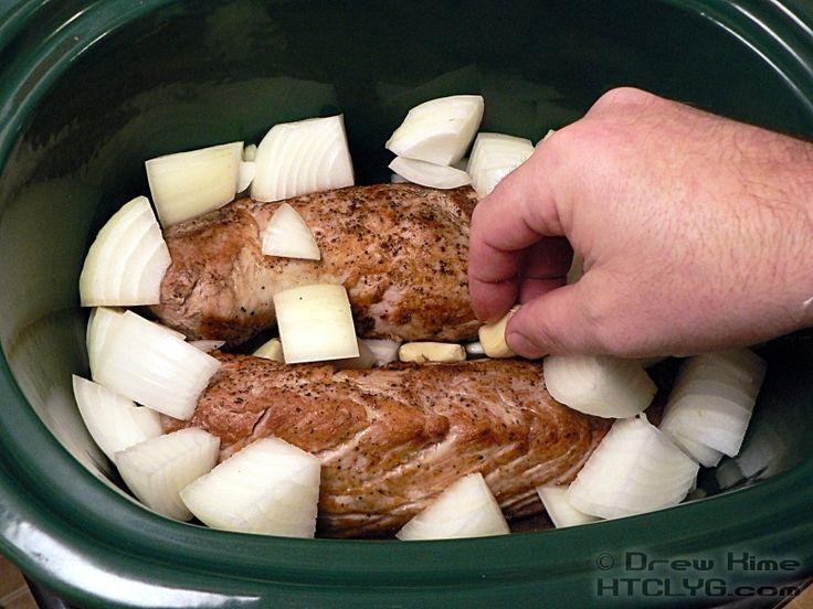 How To Make Crock Pot Pork Tenderloin