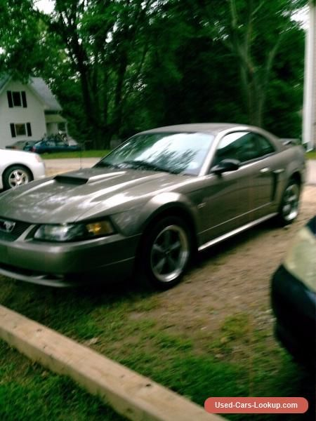 2002 Ford Mustang 2 door #ford #mustang #forsale #unitedstates