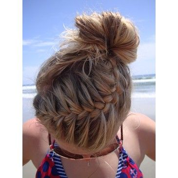 the perfect summer hair