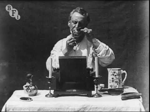 A Quick Shave and Brush-Up (1900)