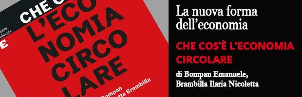 """Che cos'è l'Economia Circolare? Come si esce dal circolo vizioso """"produci, consumi, dismetti?"""". Lo racconta Emanuele Bompan #Economiacircolare #circulareconomy"""