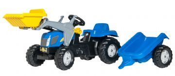 Rolly Toys RollyKid Traktor New Holland