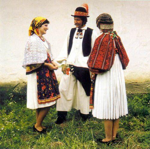 Dél-Dunántúli-Ormánsági népviselet-Hungary