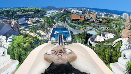 Siam Park, Canary Islands | 31 Ridiculously Cool Water Parks To Visit With Your Kids