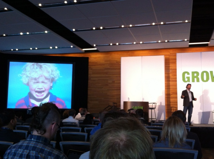 The Future of the Cloud - Dan Levin, Chief Operating Officer Box speaking at Grow2012