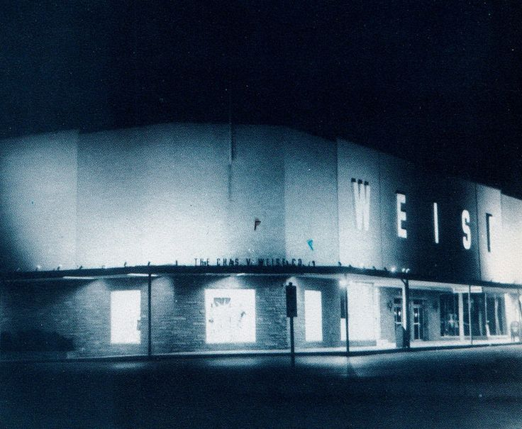 Weise Department Store Rockford 1960s | Rockford illinois ...
