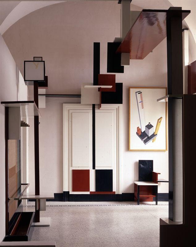 Casa Zampini, a futuristic house in Macerata, Italy, designed by Ivo Pannaggi, 1925-1926