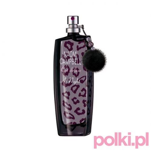 Woda toaletowa Cat Deluxe at Night Naomi Campbell #polkipl
