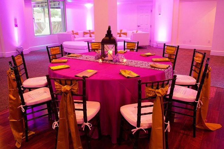 wedding table runners ideas | Rent table linens for weddings & events - Virignia Beach | Black Iris ...