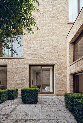 Simplicity love private house kensington david for Chipperfield arquitecto