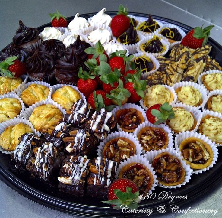 #platter #food #catering #180degrees