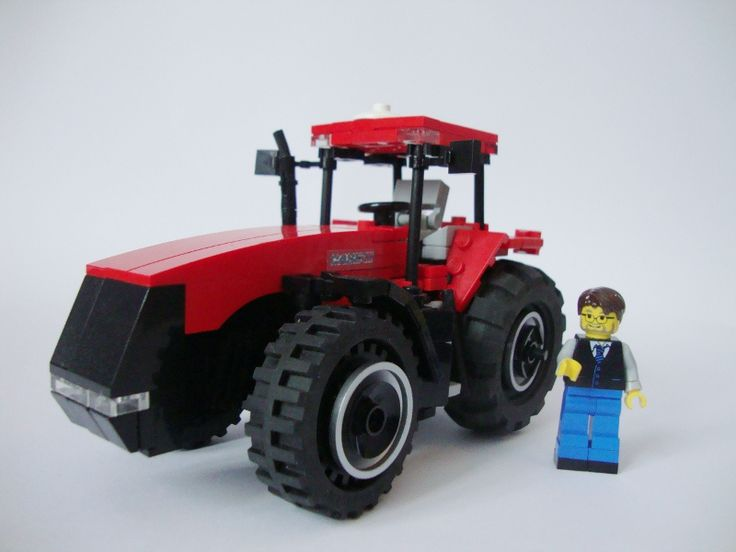 25 unique lego tractor ideas on pinterest lego city for Case lego city